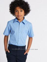 Рубашка школьная M&S - Англия, размер 158