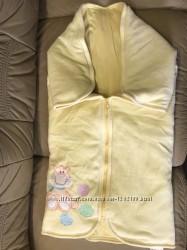 Конверт одеяло на выписку трансформер
