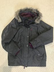 Лыжная, для сноуборда куртка курточка р. S 42-44 женская