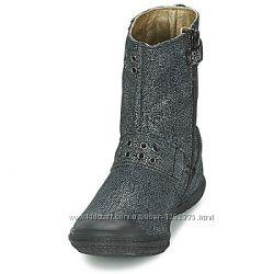 Демисезонные кожаные ботинки Mod 8 Kiss Франция р. 31