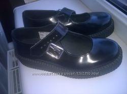 шкіряні жіночі туфлі на платформе 4a05956f2b168