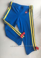 Лосины, Капри adidas 7-8 лет, оригинал