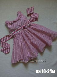 Платье на 1-2г