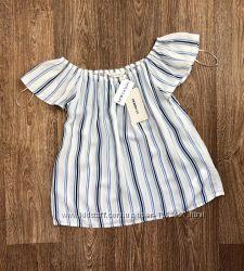 Новая хлопковая блузочка lc waikiki