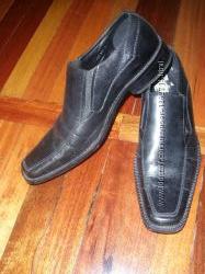 Туфли кожаные р. 46 по стельке 32см.