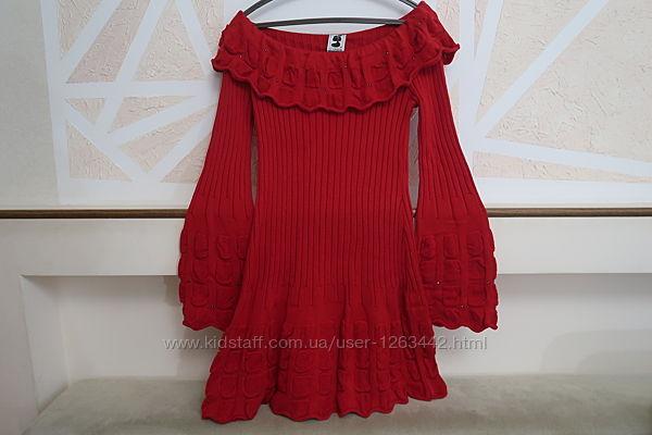 Красное платье - туника