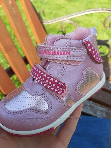 Деми ботинки девочкам