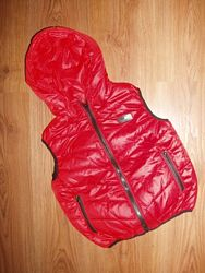 Продам новые куртки, парки, жилеты для мальчиков р. 4-12л. , Gymboree, Walm