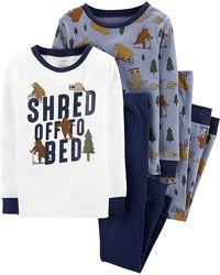 Продам новые пижамки Children Place, Carters р. 2-10л.