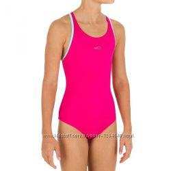 Продам новый купальник и топ для девочки английской фирмы Decatlon р. 5-6