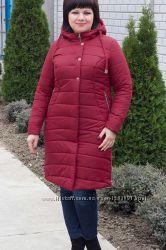 Пальто синтепон 200. Р-ры от 50 до 60. Есть замеры