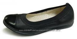 Туфли кожанные для девочки PALARIS 31-32, 36-37