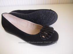Туфли туфлі шкіряні кожанные акция 31-36