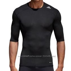 футболка термобелье adidas Techfit Base tee d82086