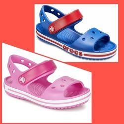 Босоножки Crocs Crocband