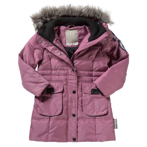 Пуховое пальто для девочки NAME IT р. 158, 164