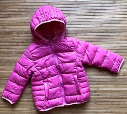 Куртка Topolinо розовая р. 98