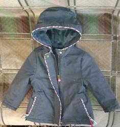 Куртка для девочки на 1. 5-2 года