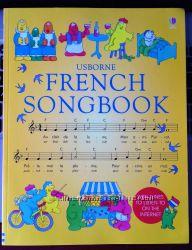 Детский сборник песен на французско-английском French Songbook