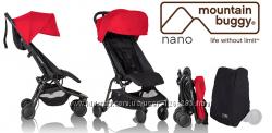 Прогулочная коляска Mountain Buggy Nano