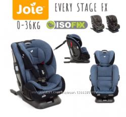 Автокресло Joie Every Stage FX  2019