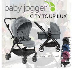Прогулочная коляска Baby Jogger City Tour Lux 2018