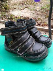 Демисезонные ортопедические ботинки, Сурсил орто. Стелька 15 см