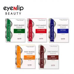 Хит Корея Eyenlip First Magic Ampoule концетрированные сыворотки в ассортим