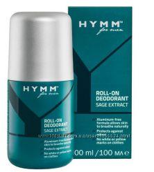 Обновленная ТМ HYMM от Amway роликовый дезодорант