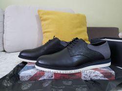 Стильные туфли дерби оксфорды марки English Laundry