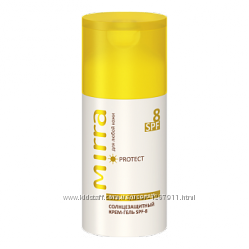 Крем солнцезащитный SPF 22 и 30 MIRRA