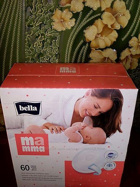 Прокладки для груди Bella 60 шт новая