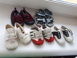Обувь младенца пакетом первая обувь пинетки р.16-19 от 10 до 12 см