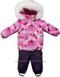 Зимний комплект lenne. ленне. куртка . полукомбинезон