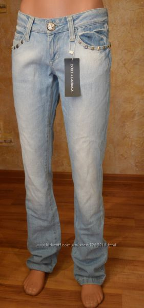 Женские джинсы D&G