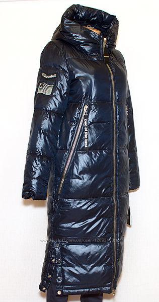 Куртка зимова жіноча довга Visdeer 1962 S