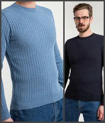 Мужской весенний тонкий джемпер, хлопок.  Чоловічий светр