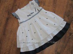 платье на 1-2год