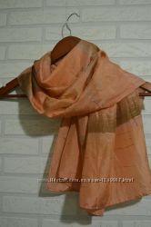 Шёлковы шарф батик