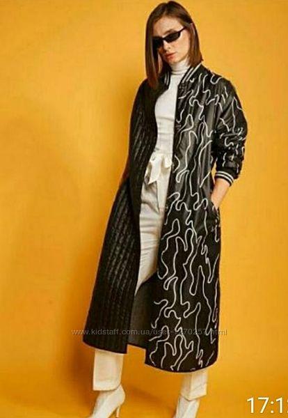Плащ Alberto Bini Италия оригинал брендовый тренч пальто весеннее