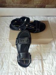 Кожаные босоножки сандалии шлепанцы Tommy Hilfiger