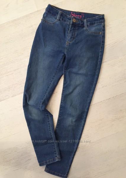 Джинсы для девочки LC WAIKIKI, джинсы скинни синие