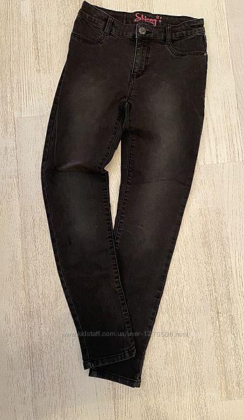 Джинсы для девочки LC WAIKIKI, джинсы-скинни серого цвета