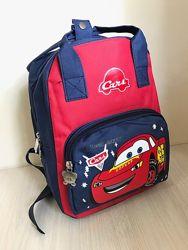 рюкзак для мальчика Тачки.