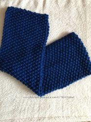 Женский шарф-снуд