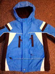 Куртка зимняя, еврозима, лыжная с 2 до 3, 5 лет, рост до 104 см