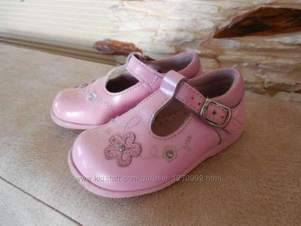 Красивые туфельки Start Rite кожа