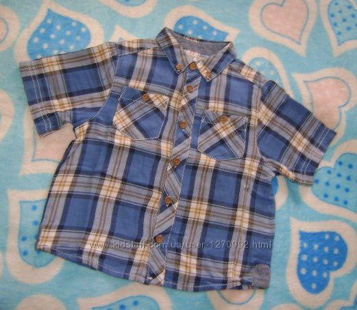 Рубашка Matalan в идеале 2-3 года