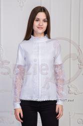 ТМ Suzie блузки гольфики-лимитированная коллекция