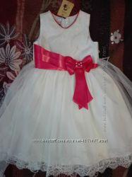 Праздничное нежное платье ТМ Сьюзи